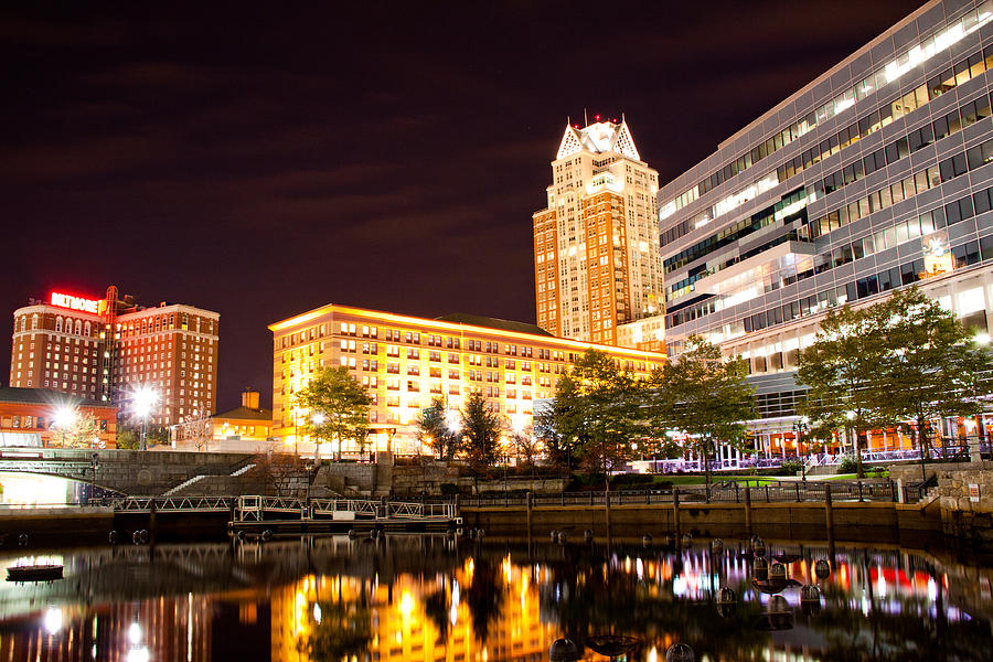 Cityscape Photograph - Night Life by Frank Pietlock