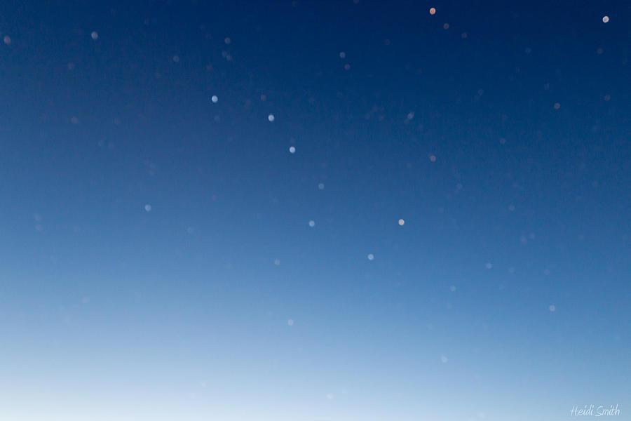 Sky Photograph - Night Sky by Heidi Smith