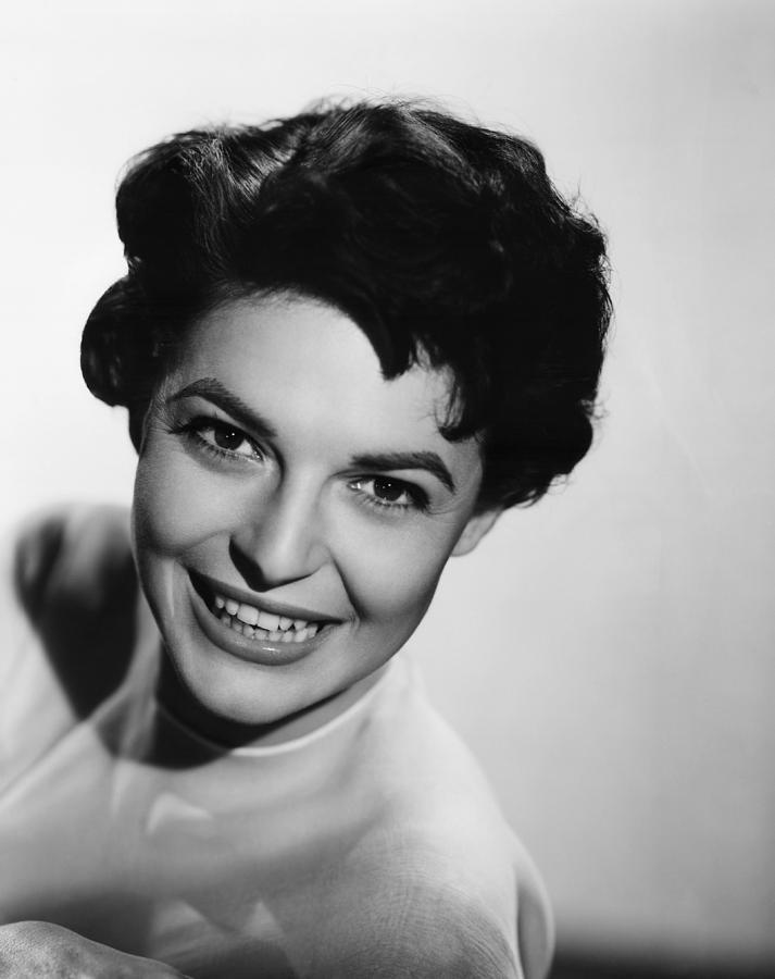 1957 Movies Photograph - Nightfall, Anne Bancroft, 1957 by Everett