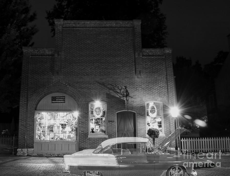1955 Photograph - Nights Forgotten by Tim Mulina
