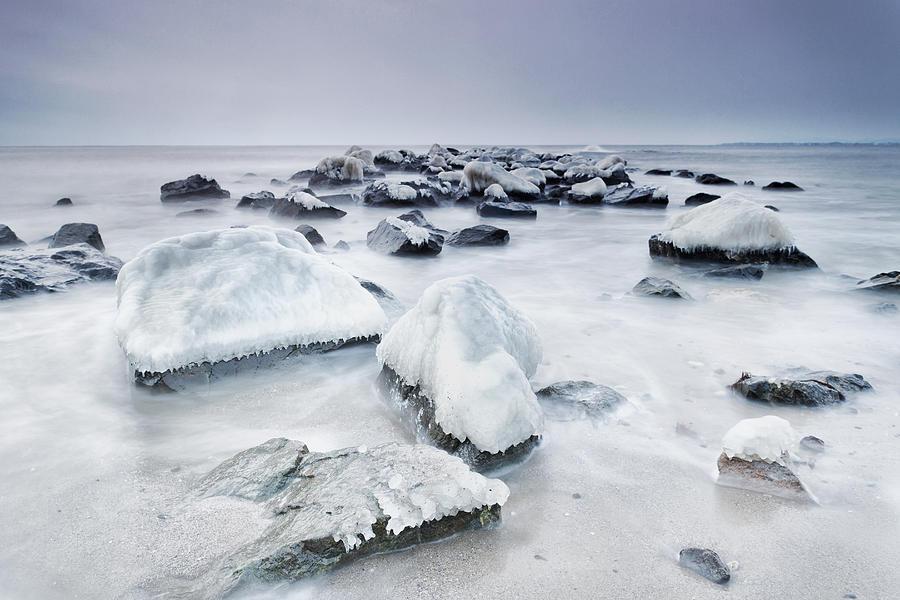 Black Sea Photograph - Nirvana by Evgeni Dinev