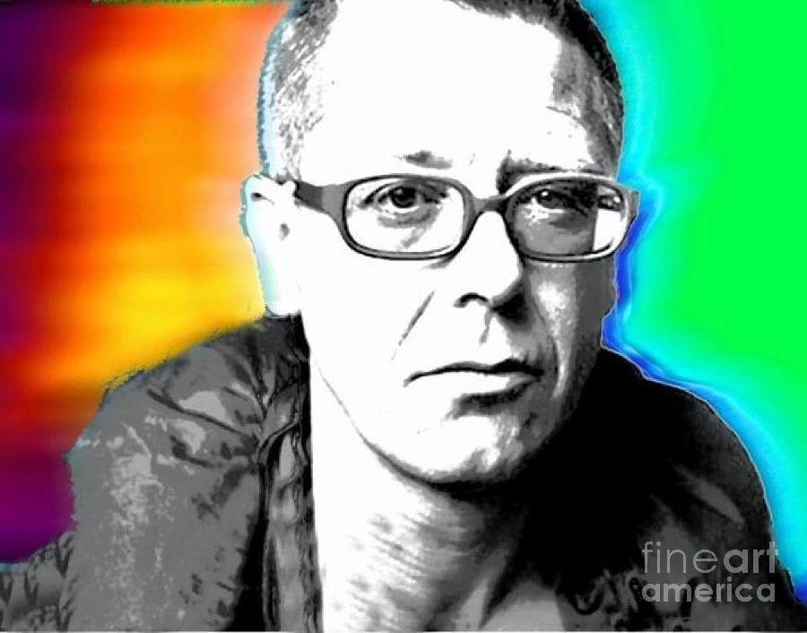Nixo U2 Painting by Nicholas Nixo