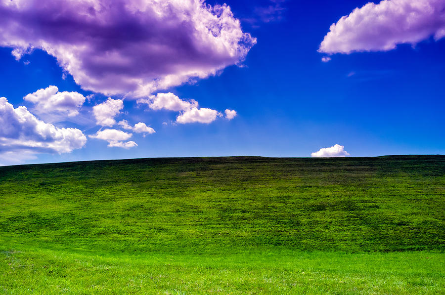 Landscape Photograph - Njs Bliss by Alhaji Samura
