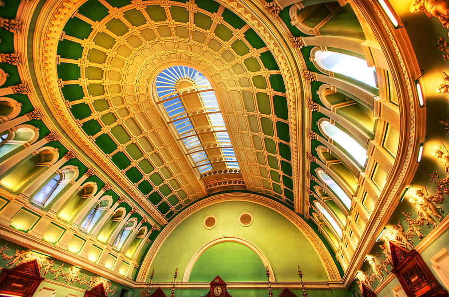 National Library Of Ireland Photograph - Nli Dublin by John Galbo