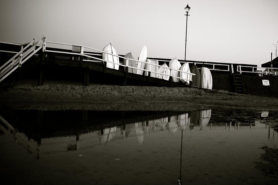 Photographer Photograph - No More Til Dawn by Jez C Self