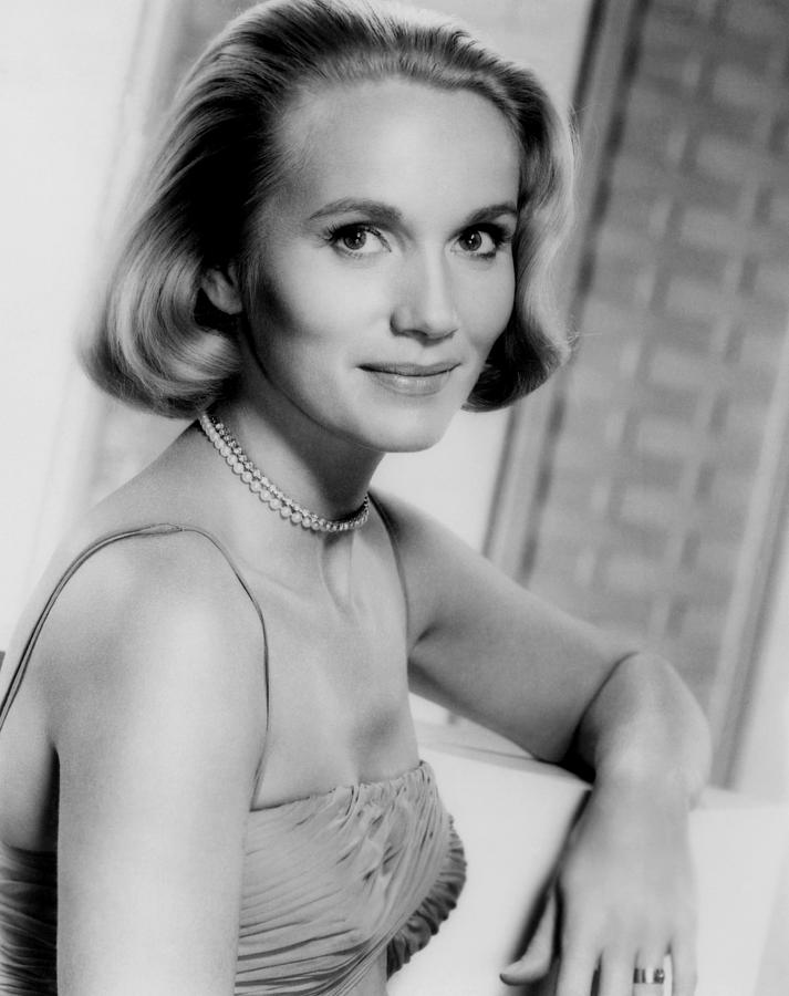 1950s Portraits Photograph - North By Northwest, Eva Marie Saint by Everett