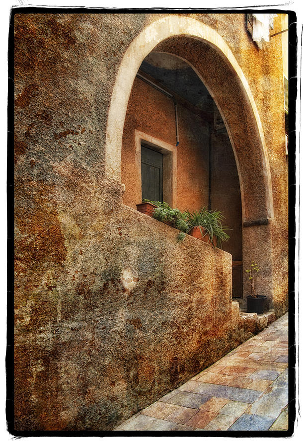 Art Pyrography - North Italy 3 by Mauro Celotti