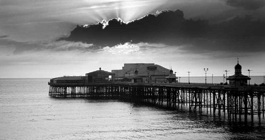 Pier Pastel - North Pier by Aetherial Pictography