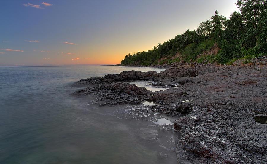 Minnesota Photograph - North Shore by Sam Neumann