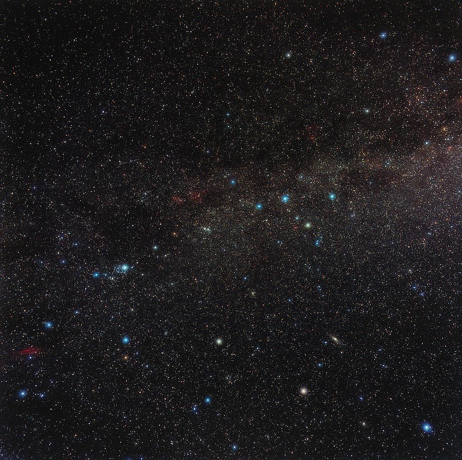 Milky Way Photograph - Northern Milky Way by Eckhard Slawik