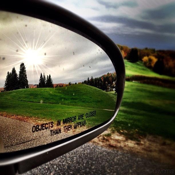 Fall Photograph - Northern Reflection by Natasha Marco
