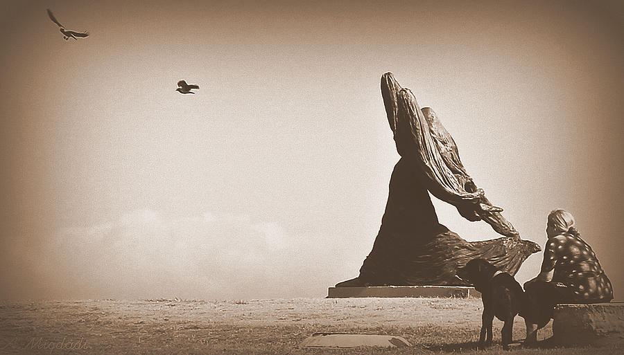Meditation Photograph - Nostalji by Amr Miqdadi