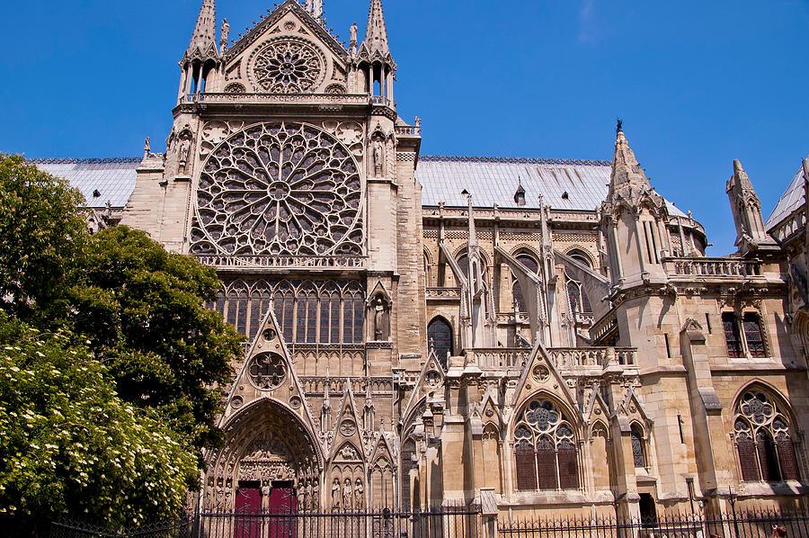 Notre Dame Wall Decor