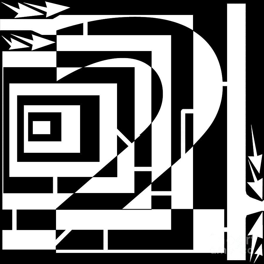 number-2-maze-yonatan-frimer-maze-artist