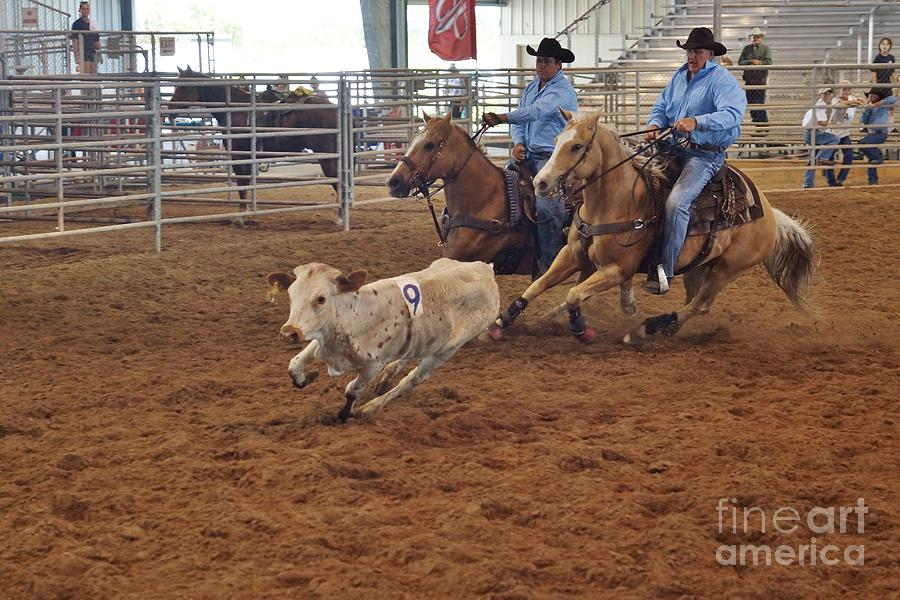 Cowboy Photograph - Number 9 by Lynda Dawson-Youngclaus