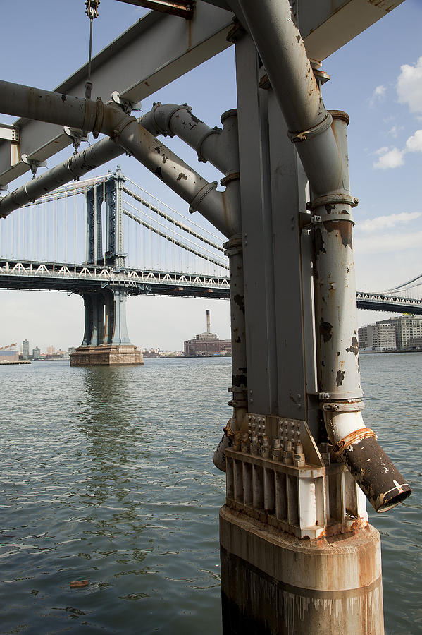 Photograph - Ny Composition 4 by Art Ferrier