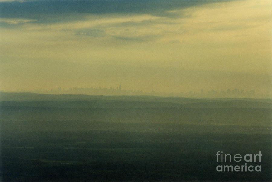 Nyc Photograph - Nyc Skyline by Thomas Luca