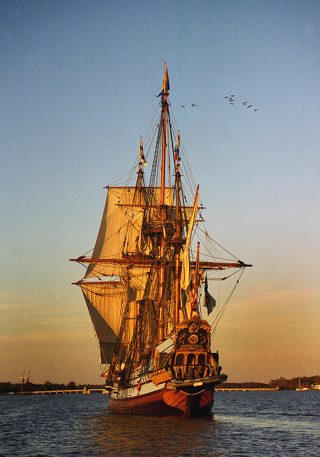 Maryland Photograph - Nyckel On The Chester by Skip Willits