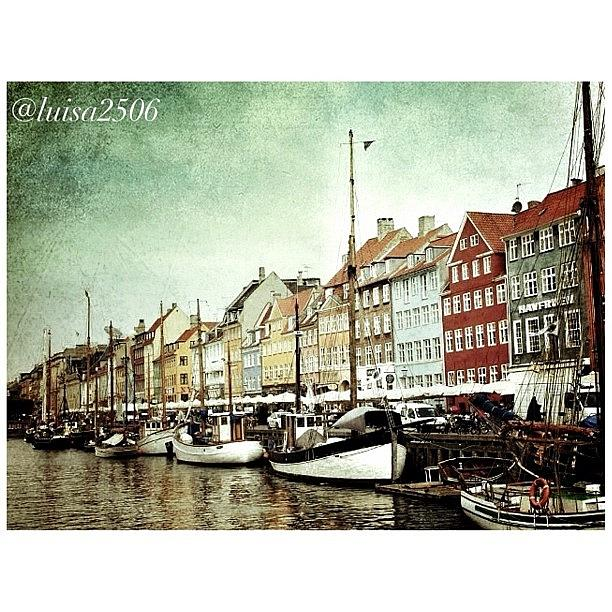 Beautiful Photograph - Nyhavn by Luisa Azzolini