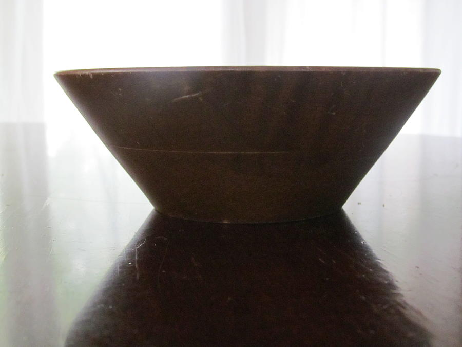 Oak Bowl Two Photograph