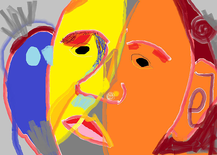 Obama Digital Art - Obama 2 by Anita Dale Livaditis