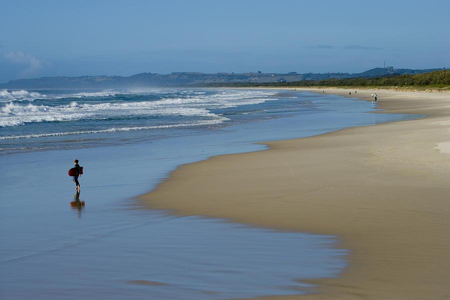 Horizontal Photograph - Ocean Beach by Greg Elms