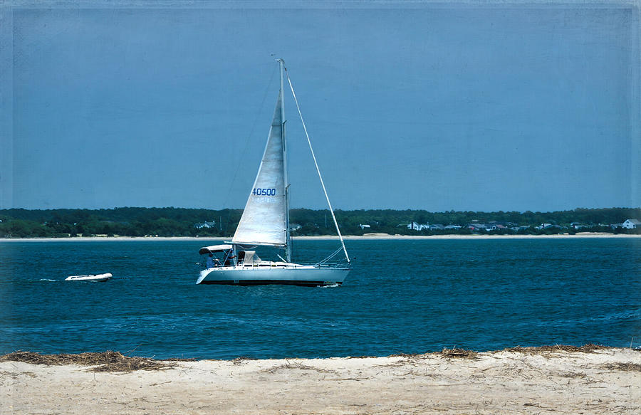 Sailboat Photograph - Ocean Bound by Sandi OReilly