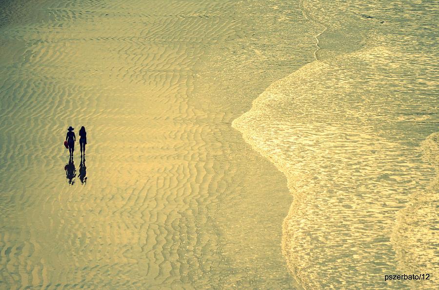Ocean Of Words Photograph - Ocean Of Words by Paulo Zerbato