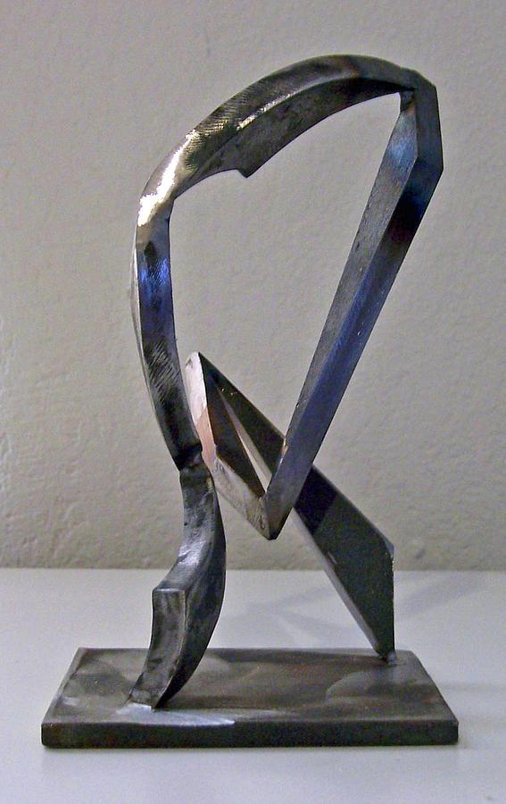 Sculpture Sculpture - Odysseus Stringing His Bow by John Neumann