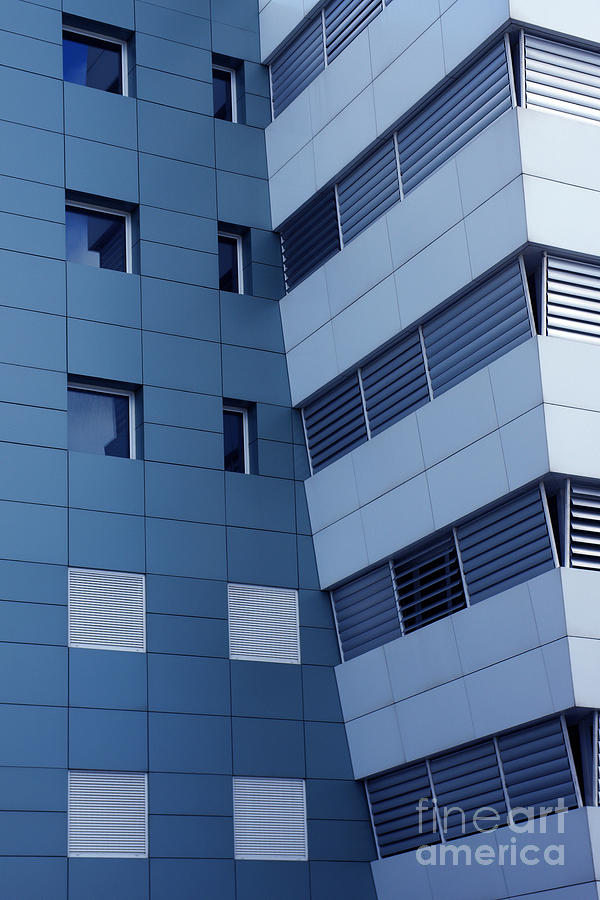 Abstract Photograph - Office Building by Carlos Caetano