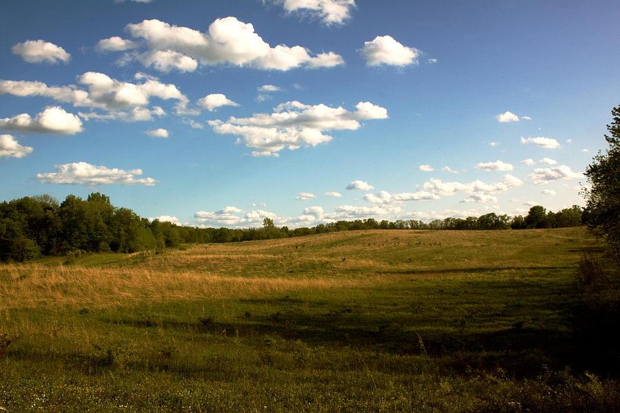 Landscape Photograph - Ohio Landscape by Amanda Kiplinger