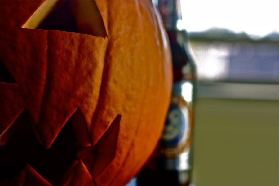 Pumpkin Photograph - Oktoberfest by Robert Rizzolo