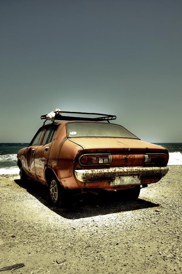 Car Photograph - Old Car by Joana Kruse