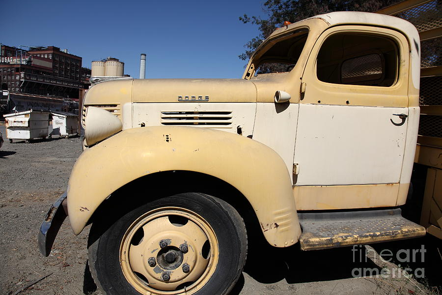 Old Dodge Truck 5d16785 Photograph By Wingsdomain Art And