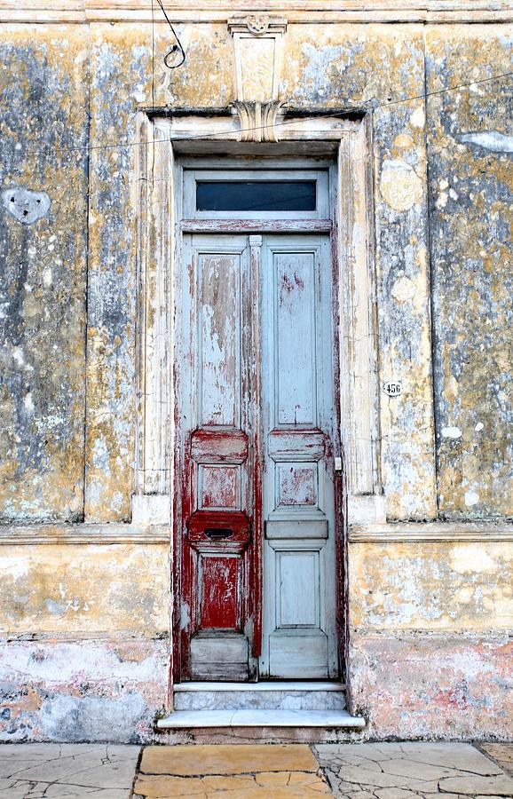 Old Door Photograph by Pablo  De Loy