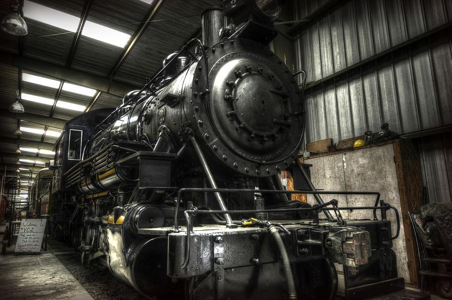 Vintage Trains Photograph - Old Faithfull by Craig Incardone