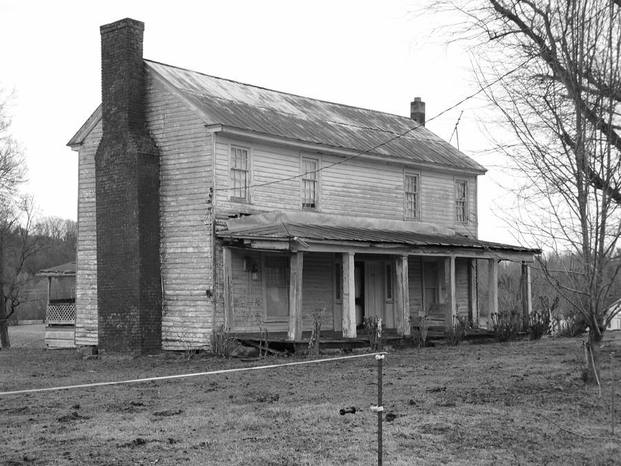 Old Farm House Photograph By Matt Williams