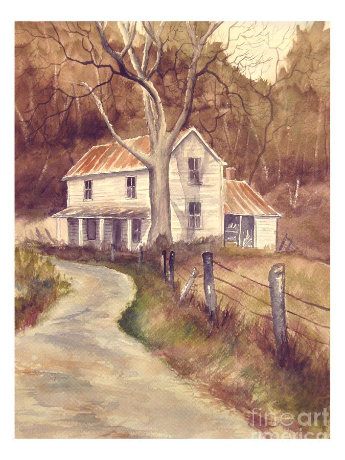 Parker Canvas Painting