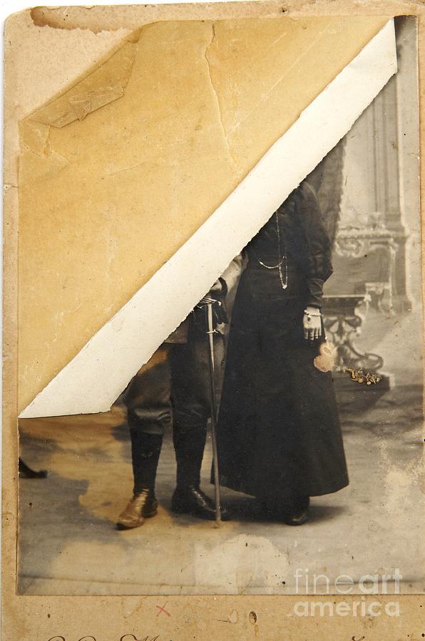 Album Photograph - Old Image by Bernard Jaubert
