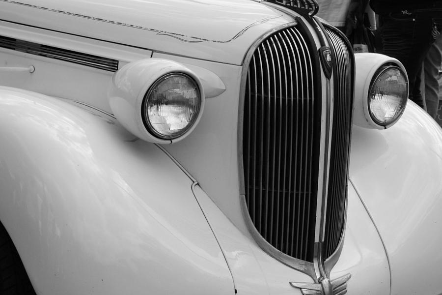 Car Photograph - Old Timer by Desiree Lyon