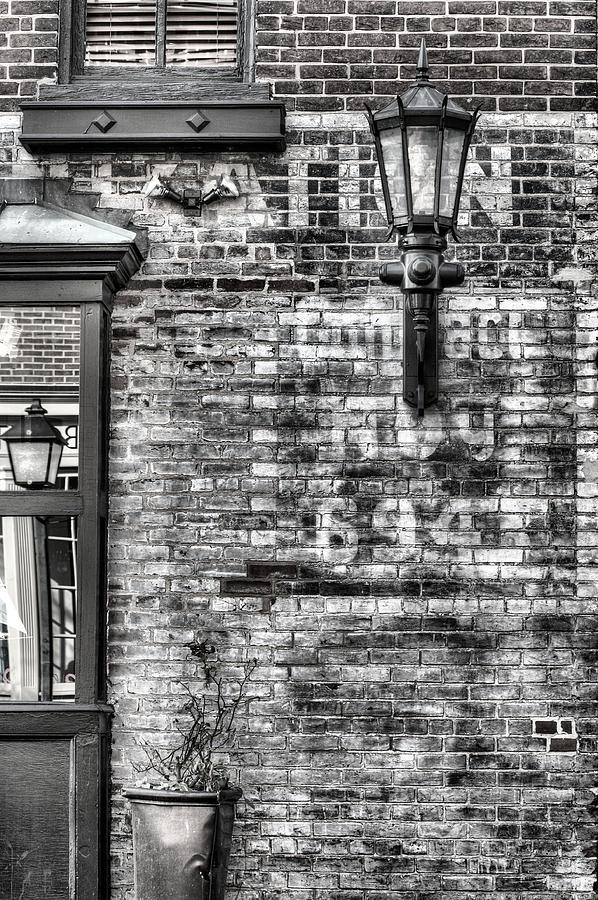 Old Town Alexandria Photograph - Old Town by JC Findley