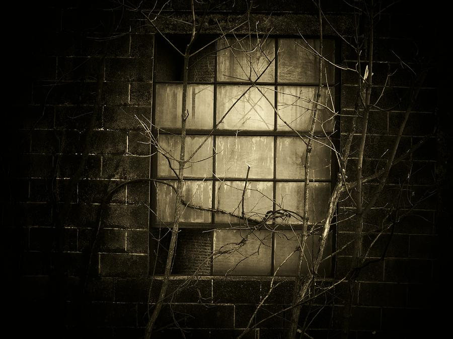 Window Photograph - Old Window by Michael L Kimble