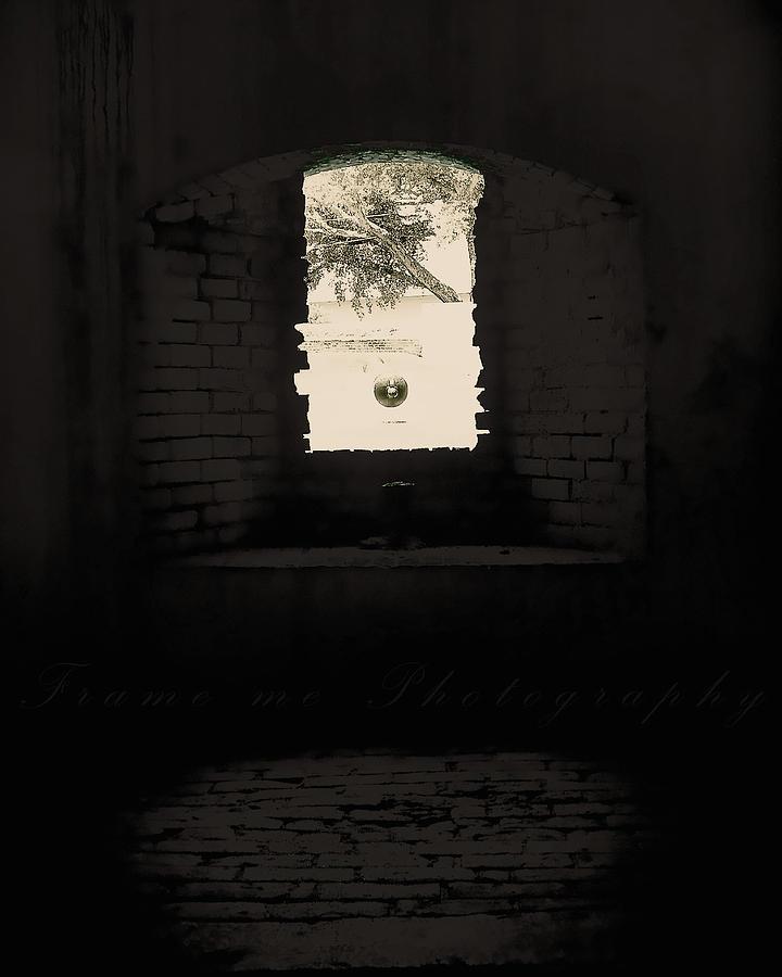 Old Window Photograph by Vanessa Benson