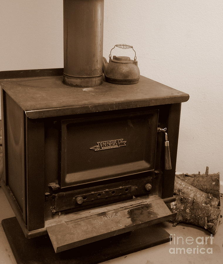 Vintage Wood Stove WB Designs - Vintage Wood Stove WB Designs