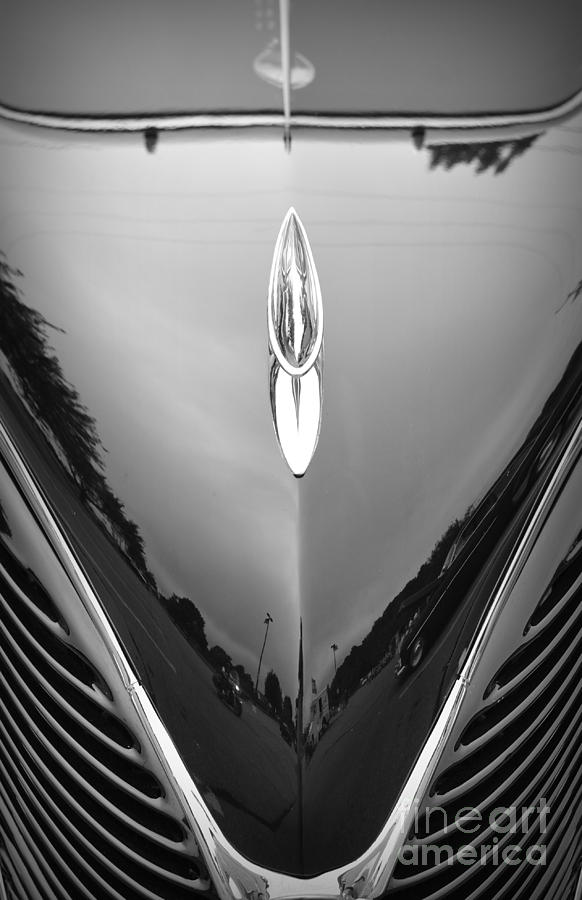 Hotrod Photograph - Old World by Luke Moore