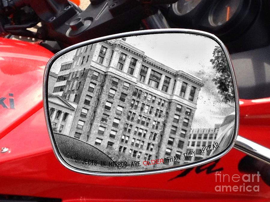 Washington Dc Photograph - Older Than Appears by Jim Moore