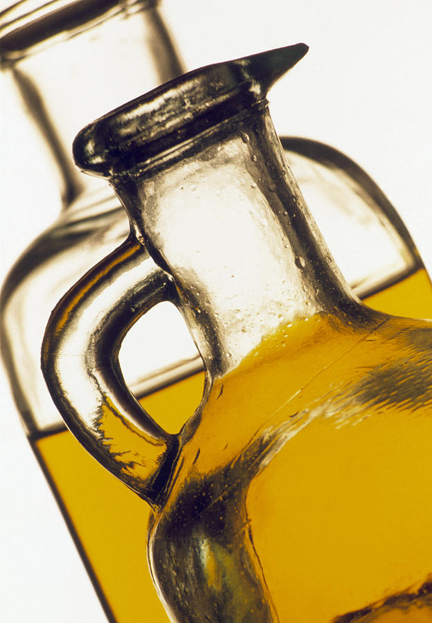 Food Photograph - Olive Oil by Tony Craddock