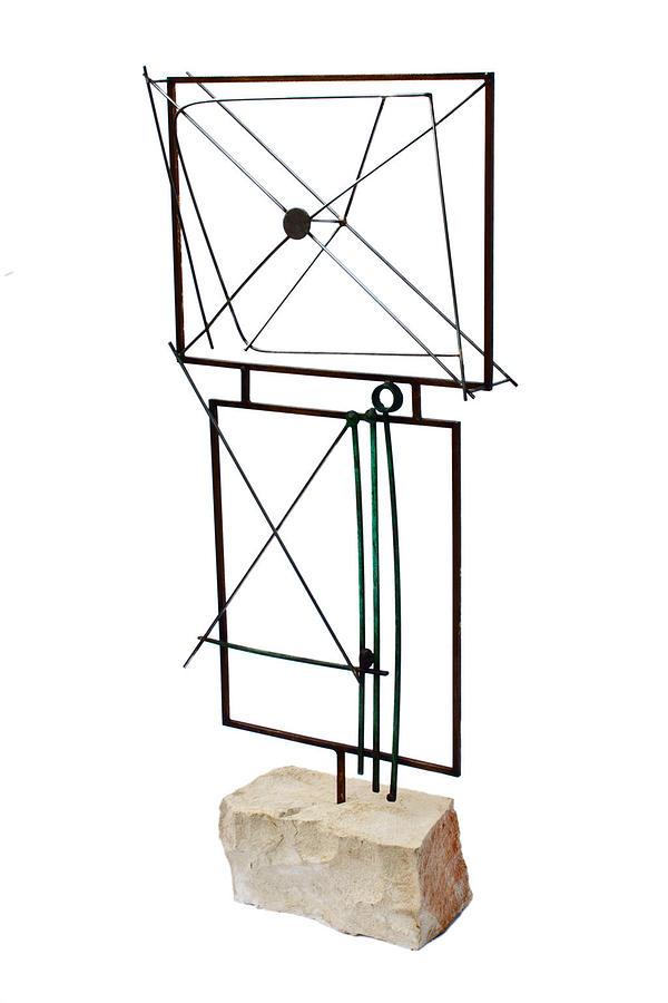 Olivo Sculpture by Salvatore Daddario