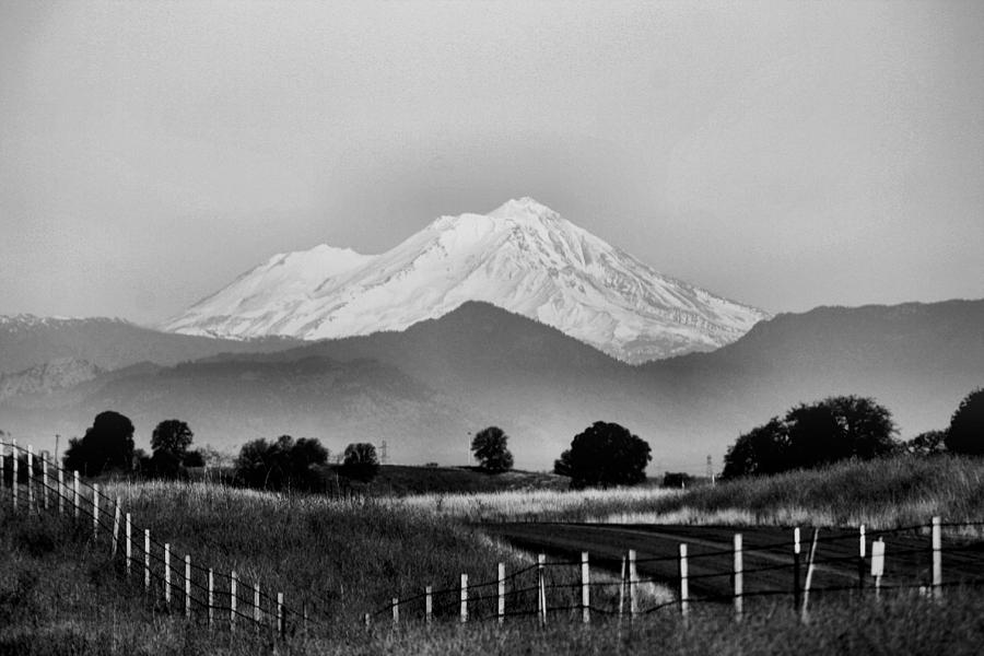Landscape Photograph - On And On by Karen Scovill