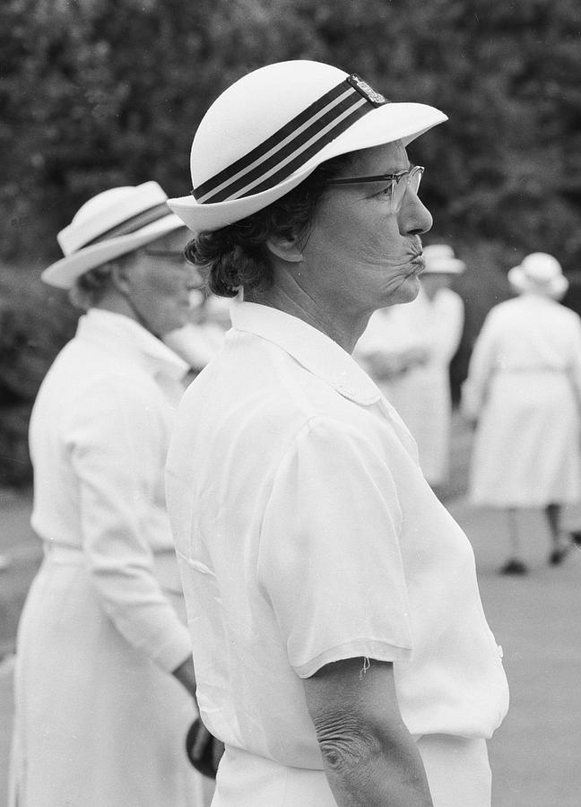 Adult Photograph - On The Bowling Green by John Drysdale